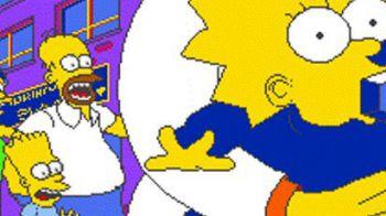 L'arcade dei Simpson in arrivo su console?