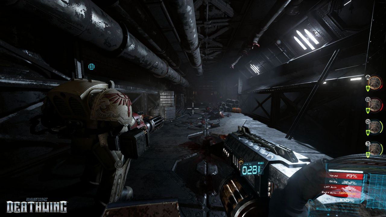 L'Arsenale di Space Hulk: Deathwing in un nuovo video gameplay
