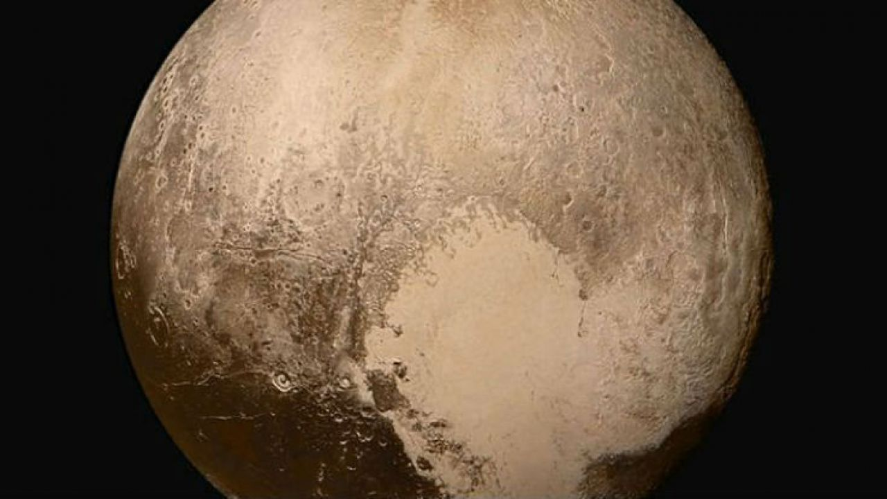 L'atmosfera di Plutone sembra essere sorprendentemente robusta