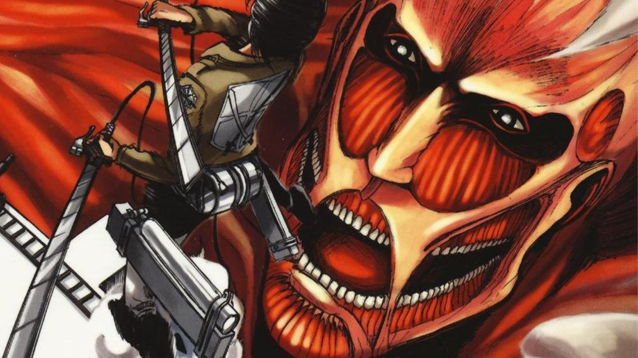 L'Attacco dei Giganti 1 e 33 a confronto: Isayama ha invertito il ruolo di Eren?