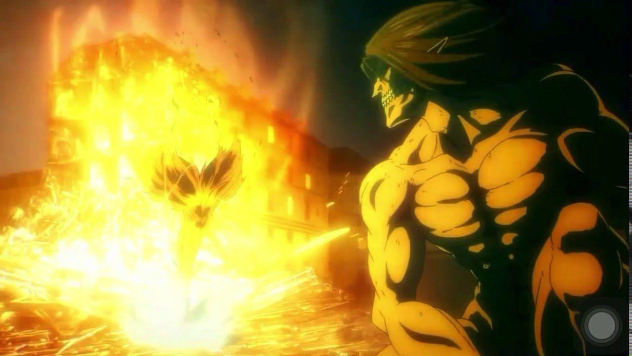 L'Attacco dei Giganti 4: la guerra è iniziata, fin dove può spingersi la follia di Eren?