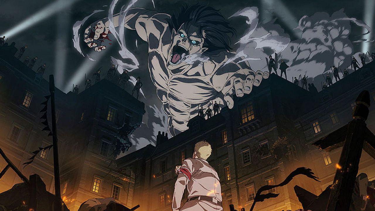 L'Attacco dei Giganti 4 in italiano, il primo episodio doppiato è su VVVVID e Prime Video