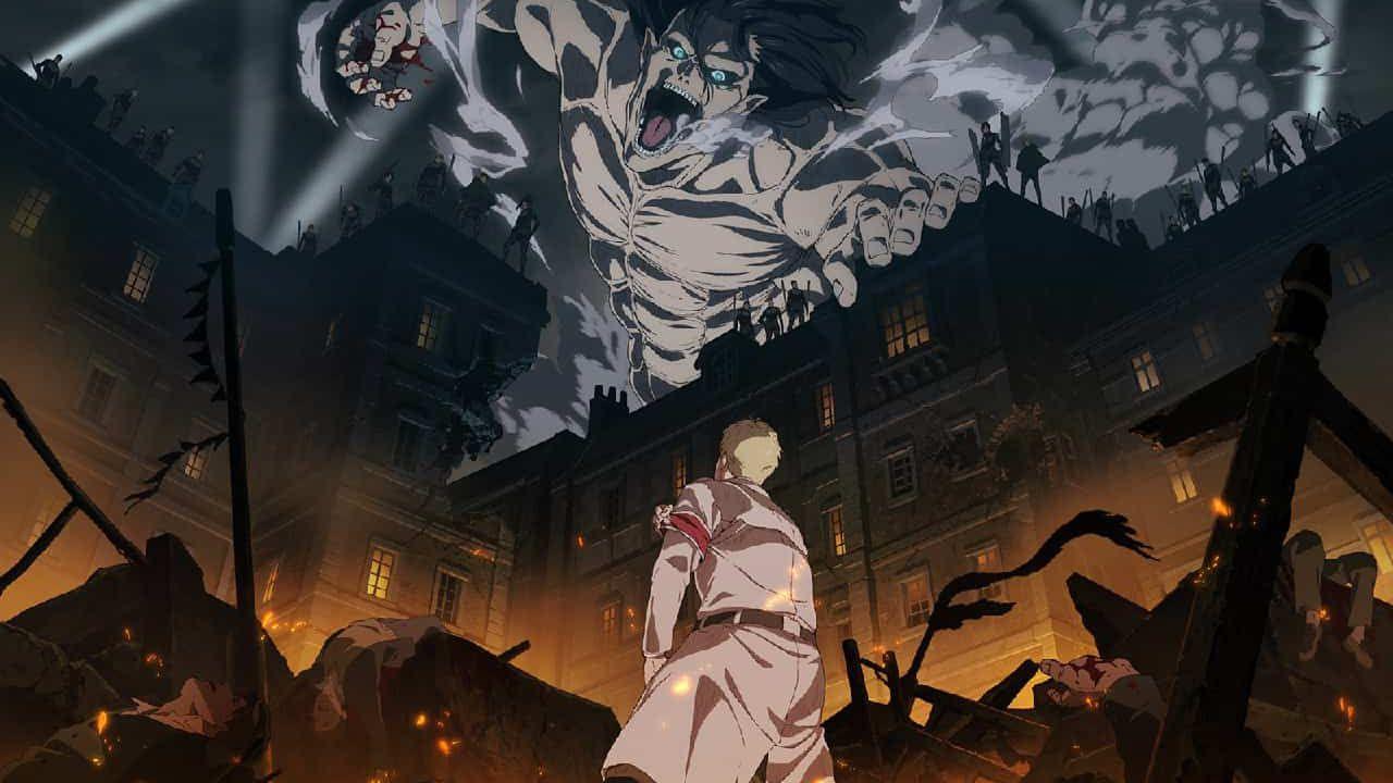L'Attacco dei Giganti 4 è il miglior anime di sempre secondo il pubblico occidentale