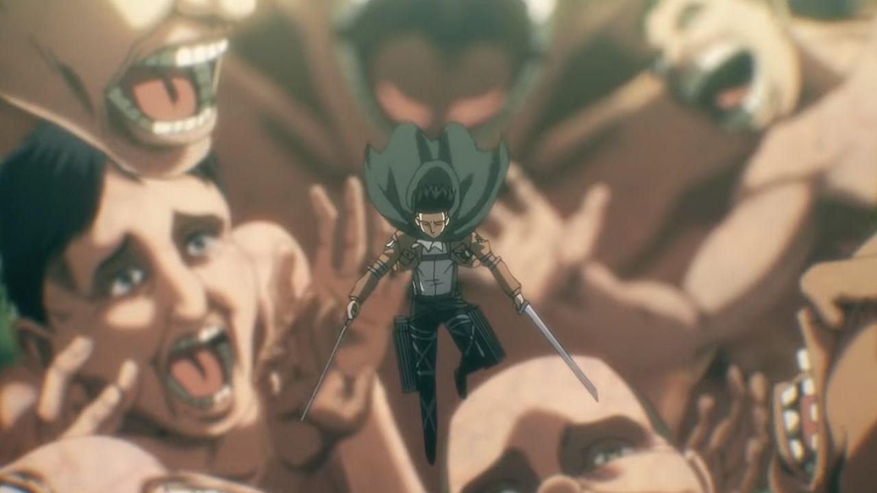 L'Attacco dei Giganti 4: prime immagini e sinossi del secondo episodio