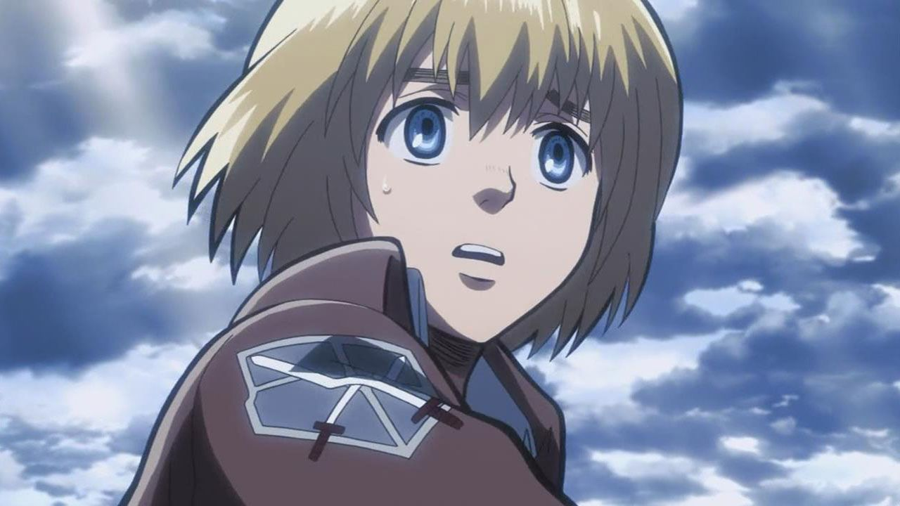 L'Attacco dei Giganti: annunciato un nuovo spin-off su Armin