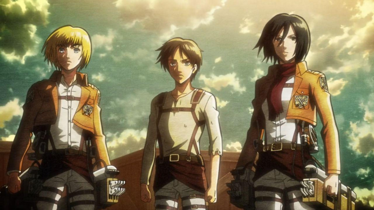 L'Attacco dei Giganti: in arrivo i Nendoroid dei protagonisti della serie!