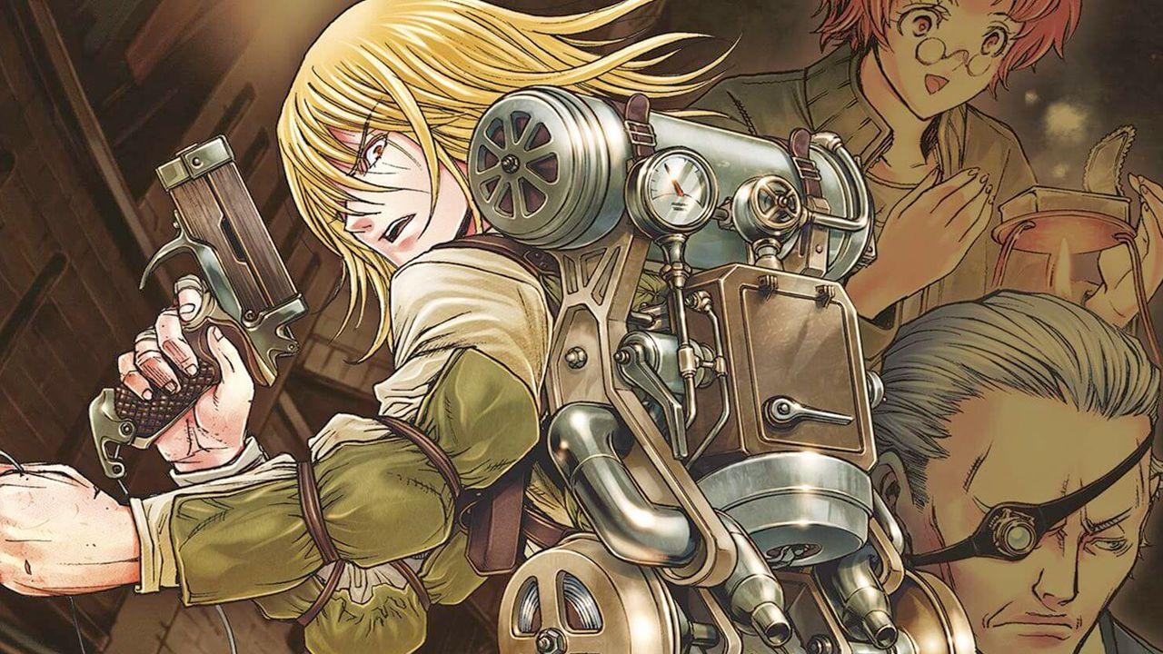 L'Attacco dei Giganti: Before the Fall e Six Bullets tra le novità Planet Manga di luglio