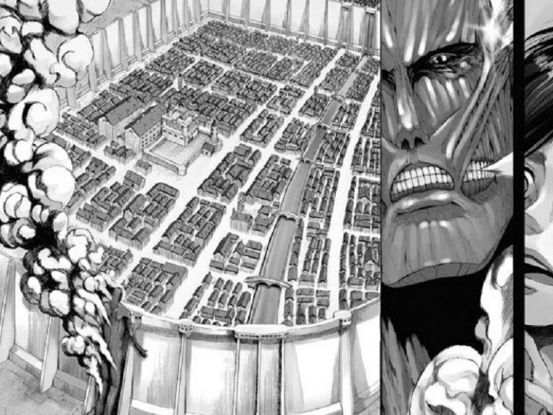 L'Attacco dei Giganti: il capitolo 129 è stato completato, il manga uscirà regolarmente