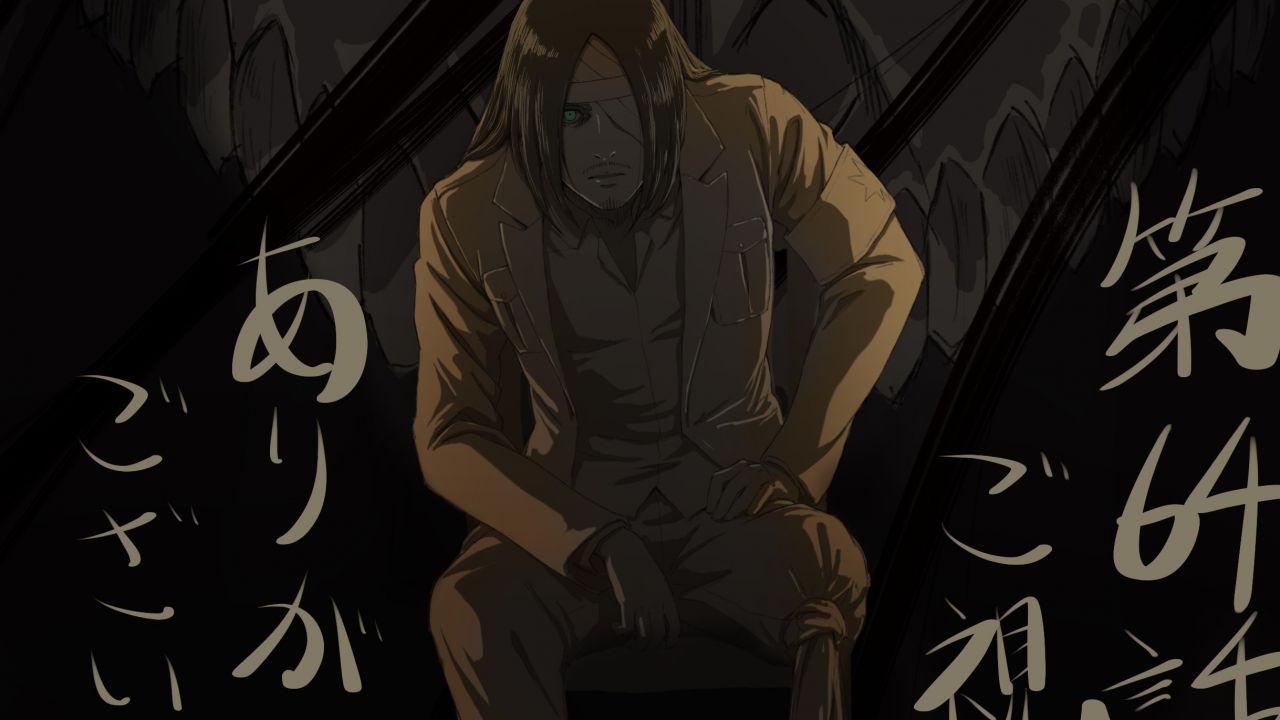 L'Attacco dei Giganti: l'episodio 5 è nella storia, MAPPA ringrazia con uno sketch di Eren