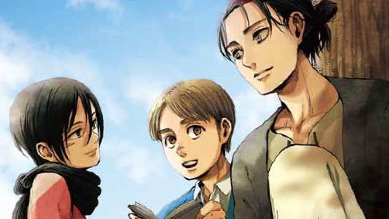 L'Attacco dei Giganti: Hajime Isayama si prepara a un finale buonista?