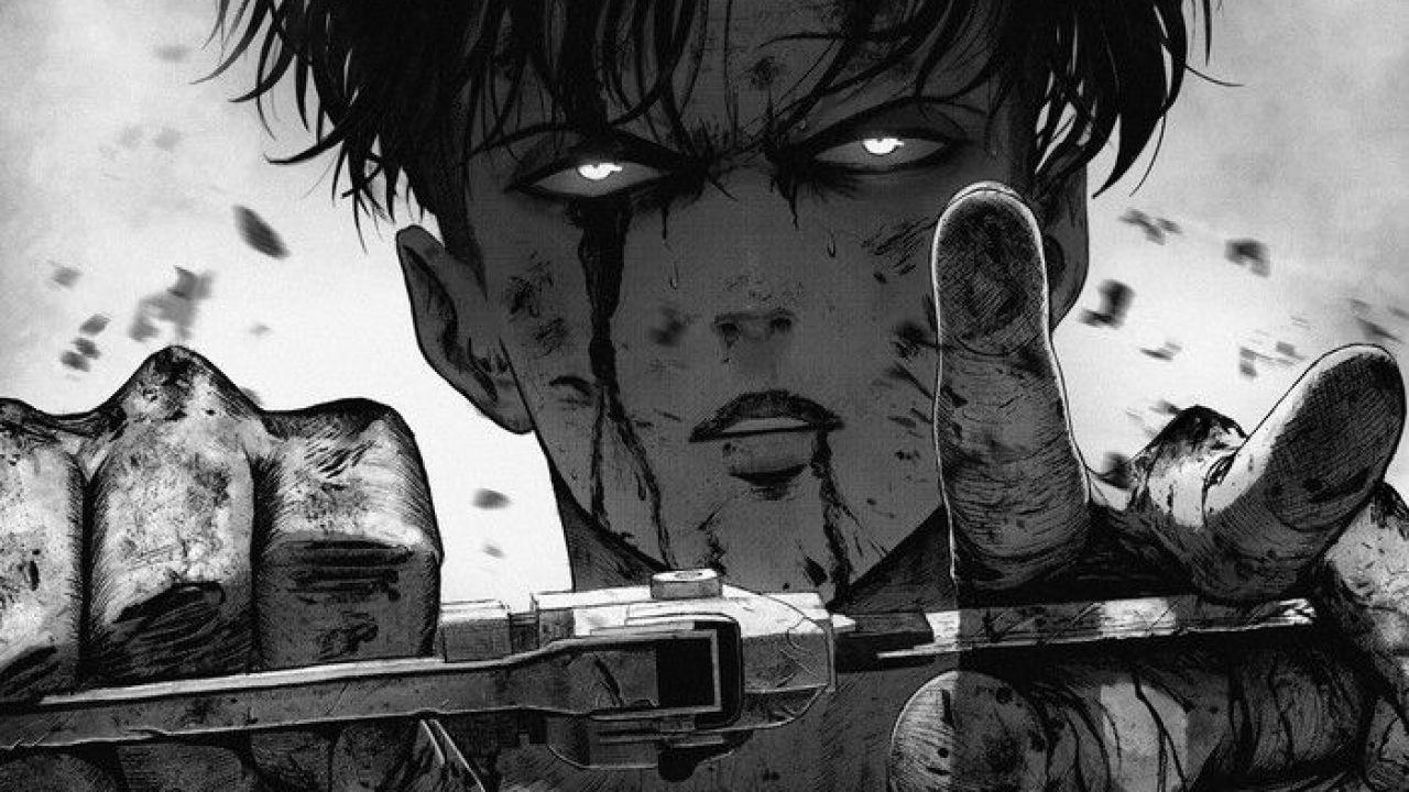 L'Attacco dei Giganti: le reazioni dei lettori all'annuncio del finale, Levi sopravviverà?