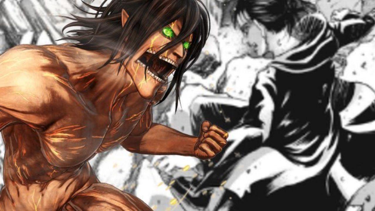 L'Attacco dei Giganti stagione 4: arriva l'anime del capitolo 116, ma è creato da un fan
