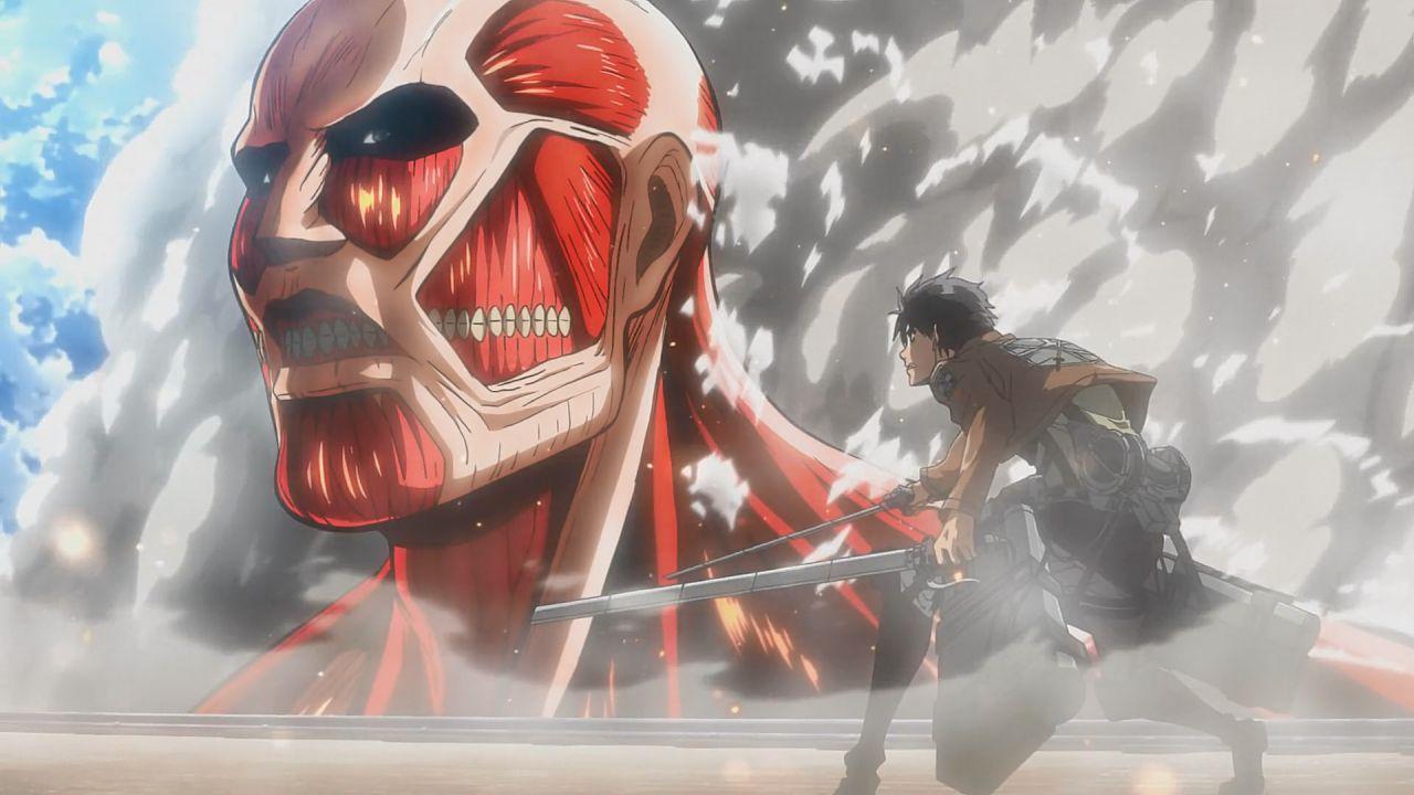 L'Attacco dei Giganti: un'esilarante omaggio al Gigante Colossale riduce in lacrime i fan!