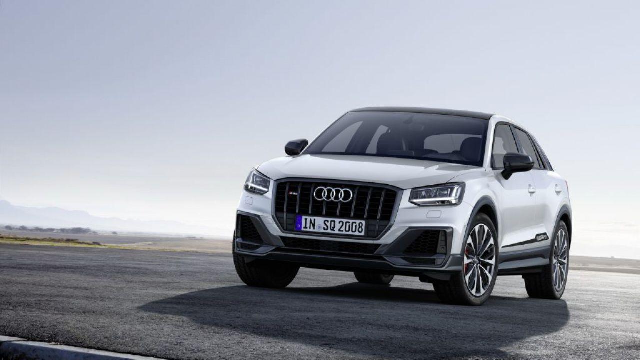 L'Audi SQ2 pronta per il debutto a Parigi: primi dettagli in anteprima
