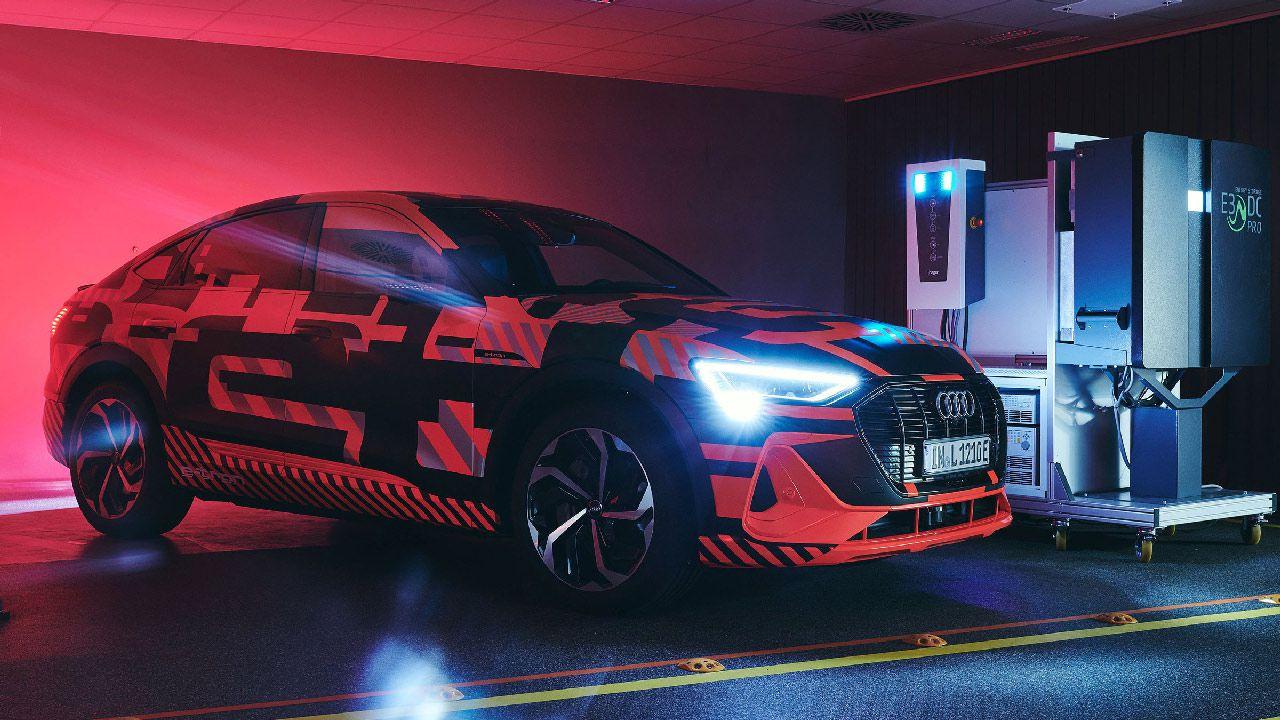 L'auto diventa tutt'uno con la casa: Audi sperimenta un sistema V2H
