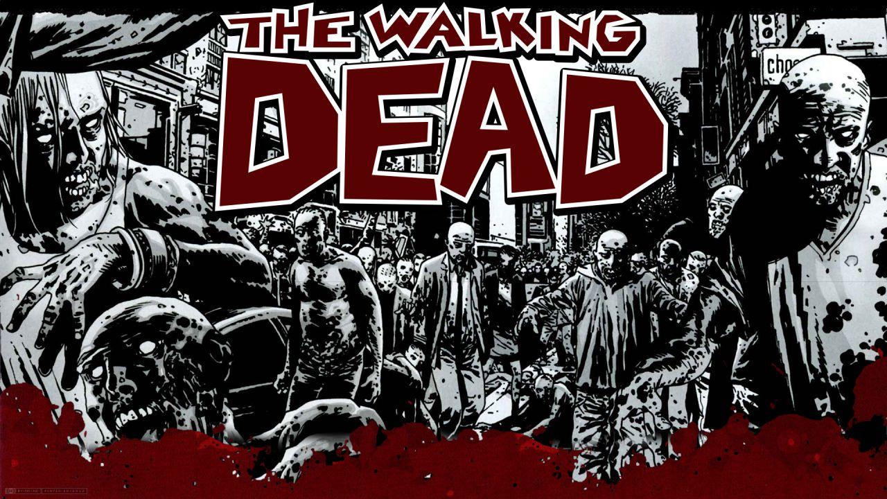 L'autore di The Walking Dead rivela l'origine del virus zombi