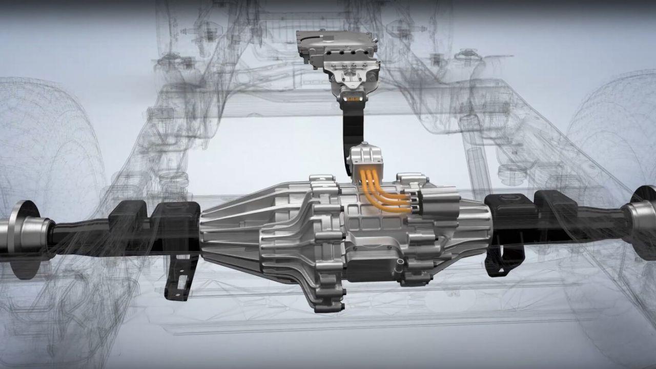 L'eBeam Axle di Magna è il paradiso dell'elettrificazione per SUV e pickup