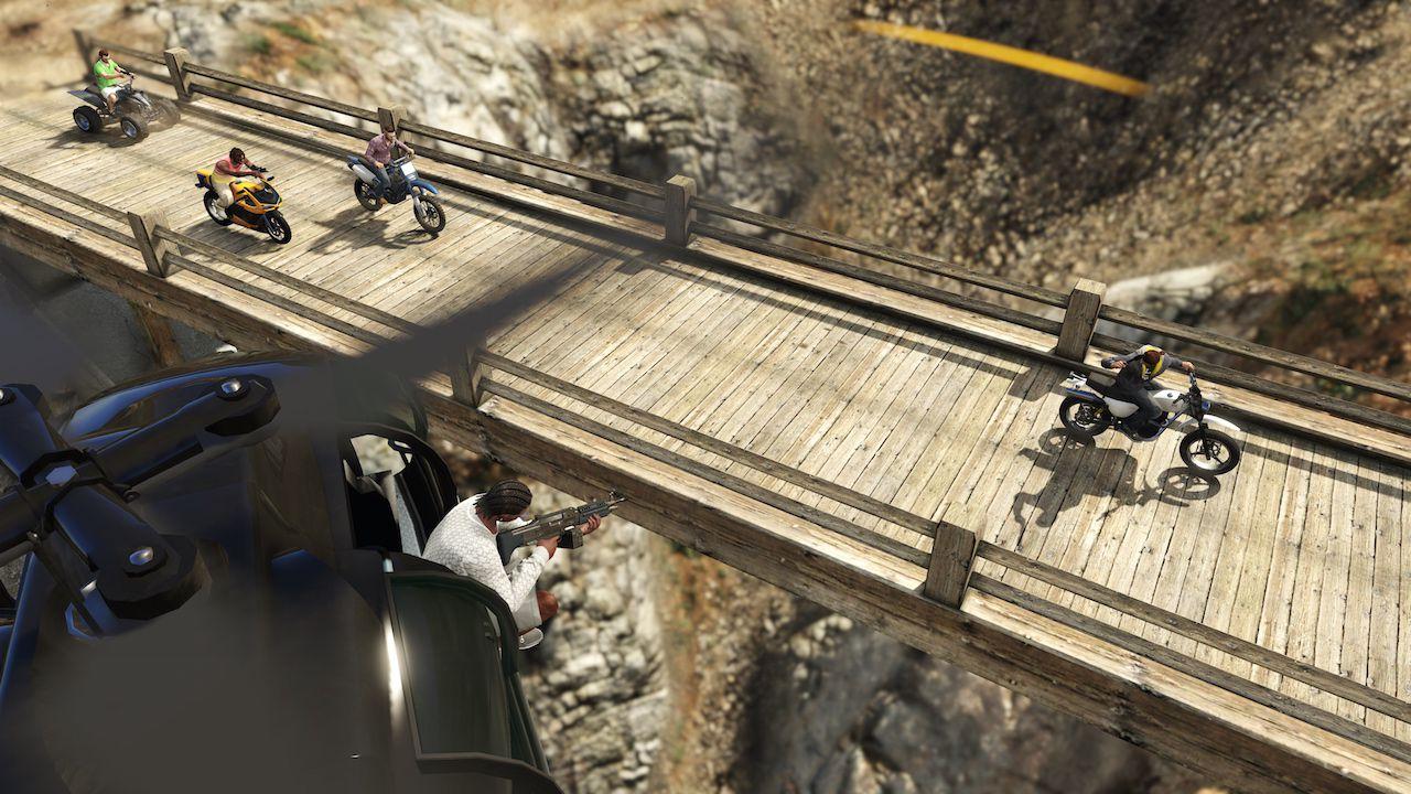 L'editor di Rockstar per GTA V arriva la prossima settimana su console