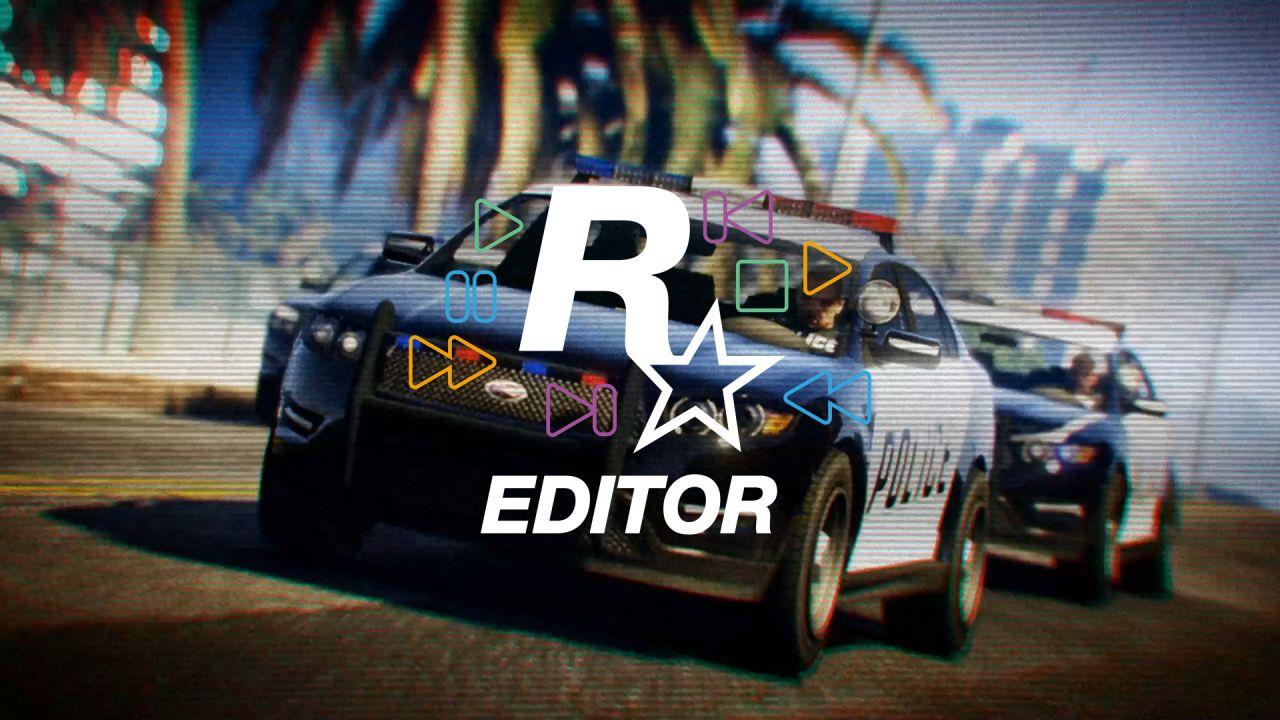 L'editor di Rockstar per GTA V arriva il prossimo mese su PS4 e Xbox One