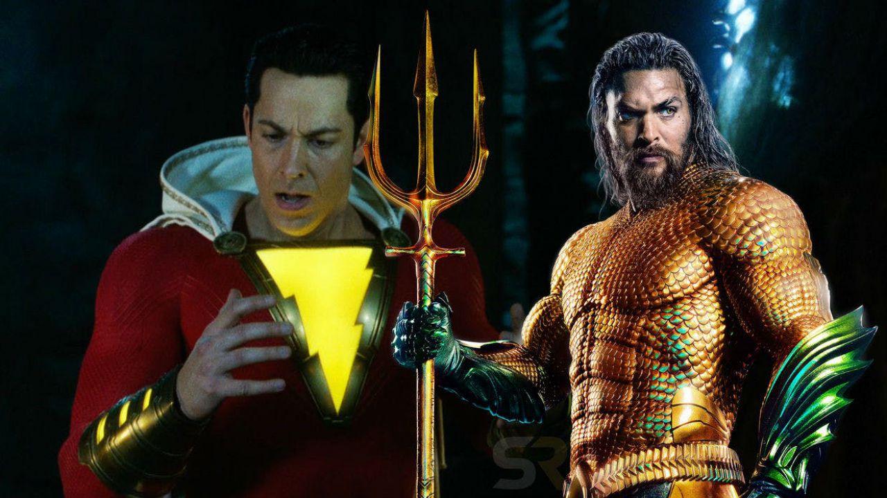 L'edizione home-video di Aquaman conterrà un'anteprima di Shazam!