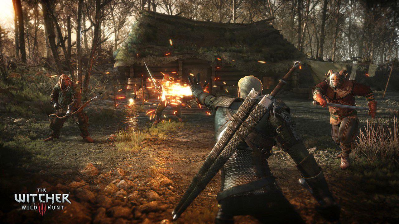L'edizione standard di The Witcher 3 Wild Hunt include vari contenuti bonus