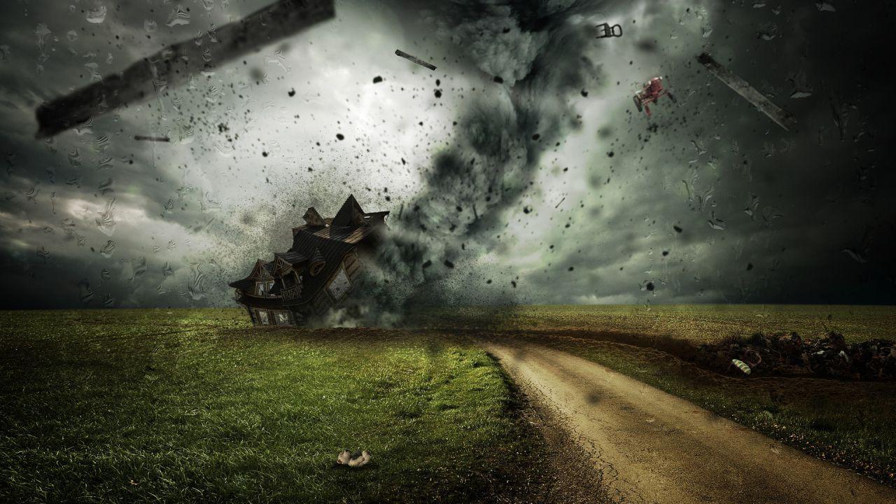 L'effetto dei Tornado sugli equilibri ecologici delle Foreste americane