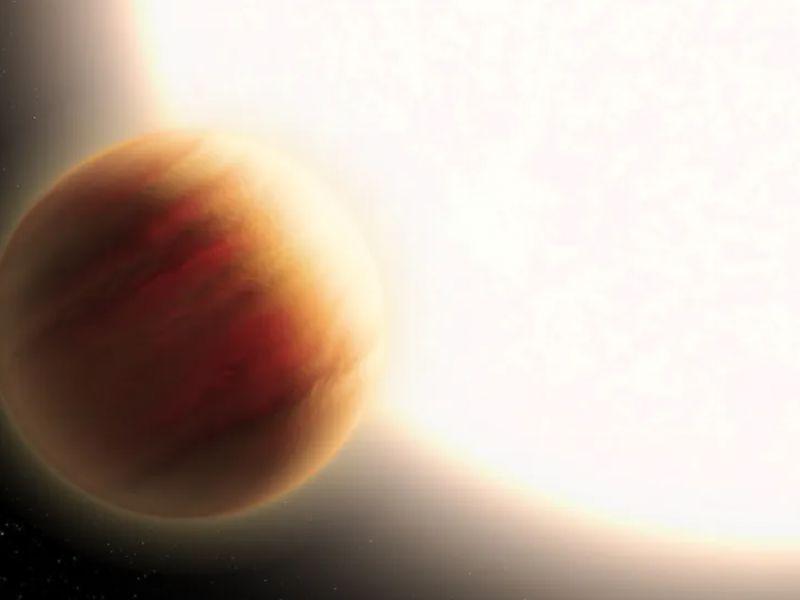 L'esopianeta WASP-79b in cui piove ferro potrebbe avere i cieli gialli