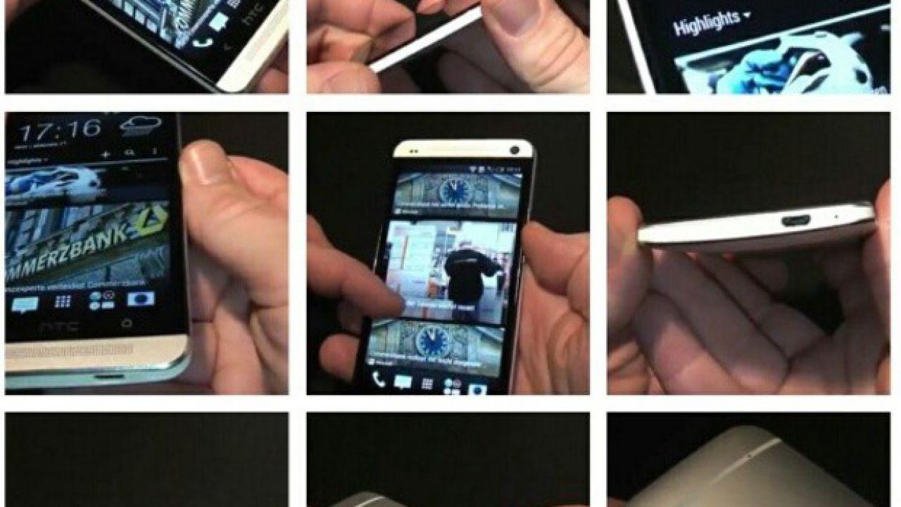 L'HTC ONE Max potrebbe avere un sensore per le impronte digitali