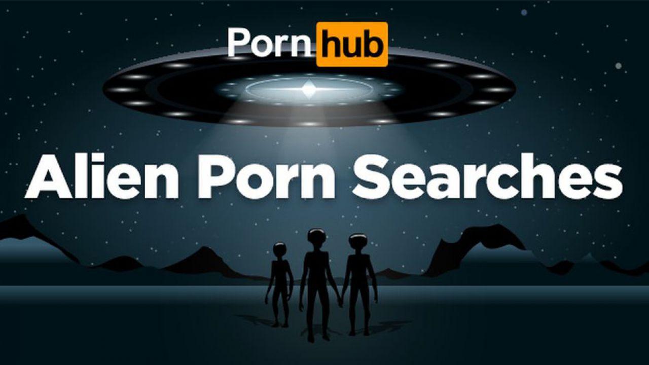 L'incursione nell'Area 51 ha fatto aumentare le ricerche anche su Pornhub