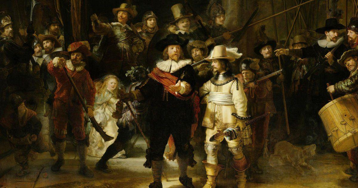 L'intelligenza artificiale ha completato un famoso dipinto di Rembrandt