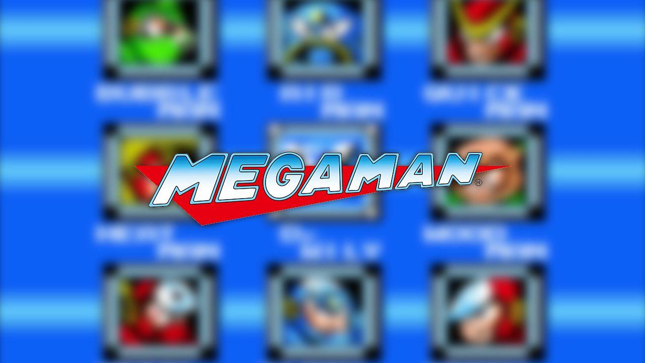 L'intera serie Mega Man 8bit approderà su iOS e Android nel 2017
