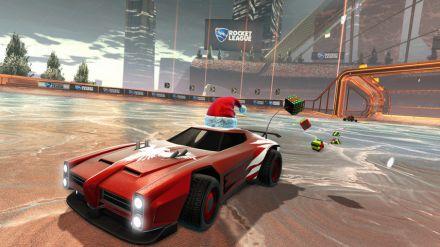 L'inverno congela gli stadi di Rocket League a dicembre