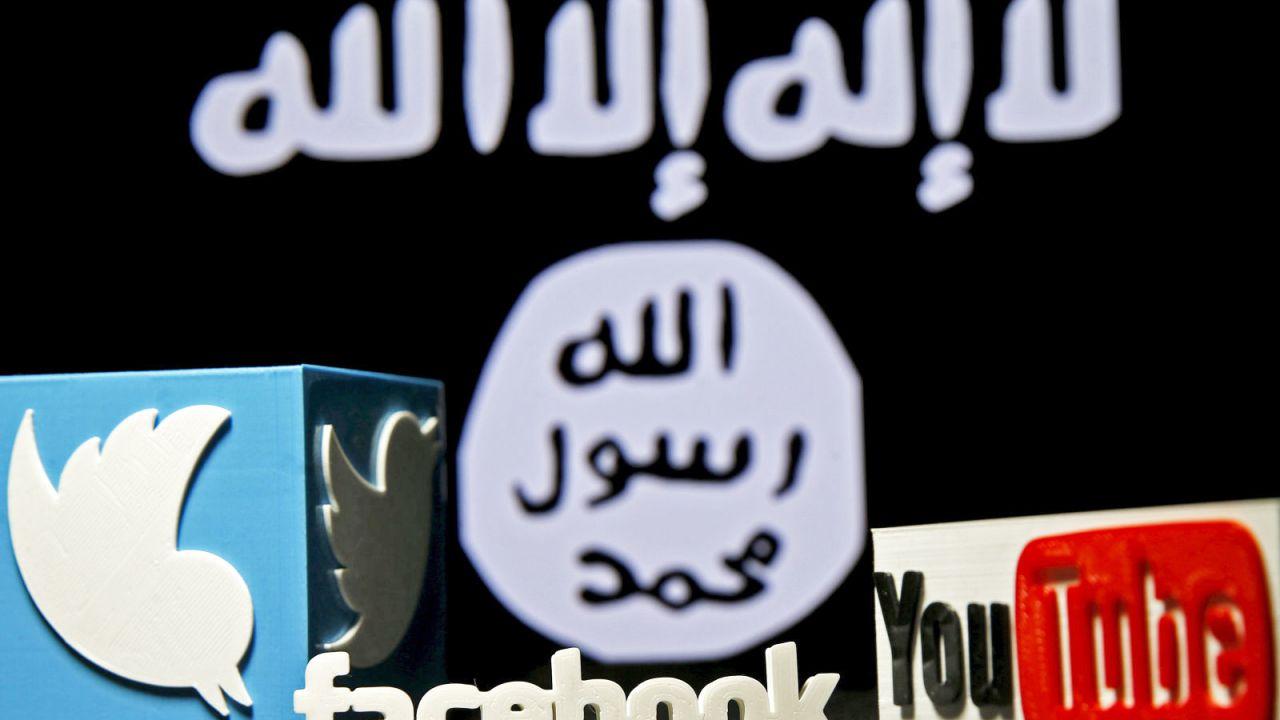 Risultati immagini per ISIS SOCIAL NETWORK