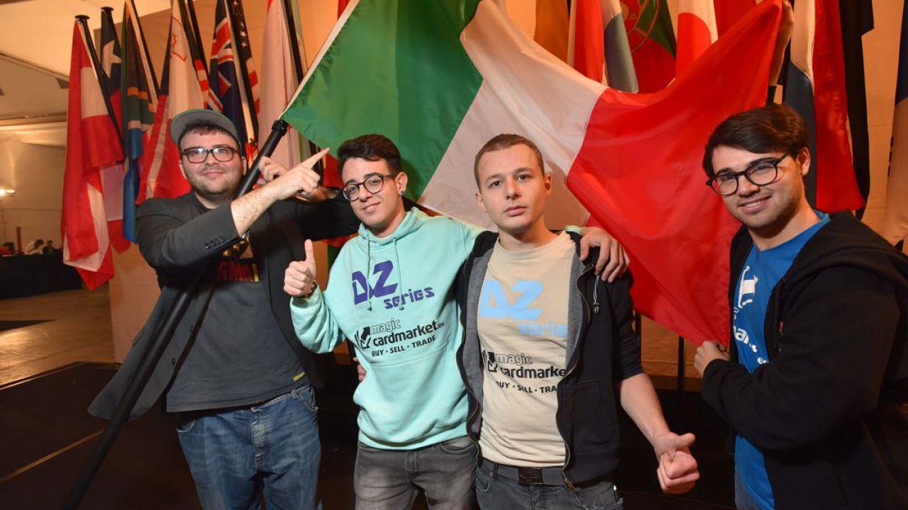 L'Italia vince il campionato del mondo di Magic: The Gathering