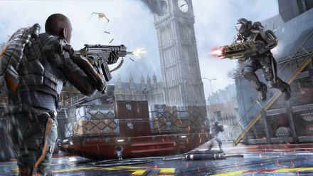 L'ultimo DLC di Call of Duty: Advanced Warfare si mostra in un nuovo trailer