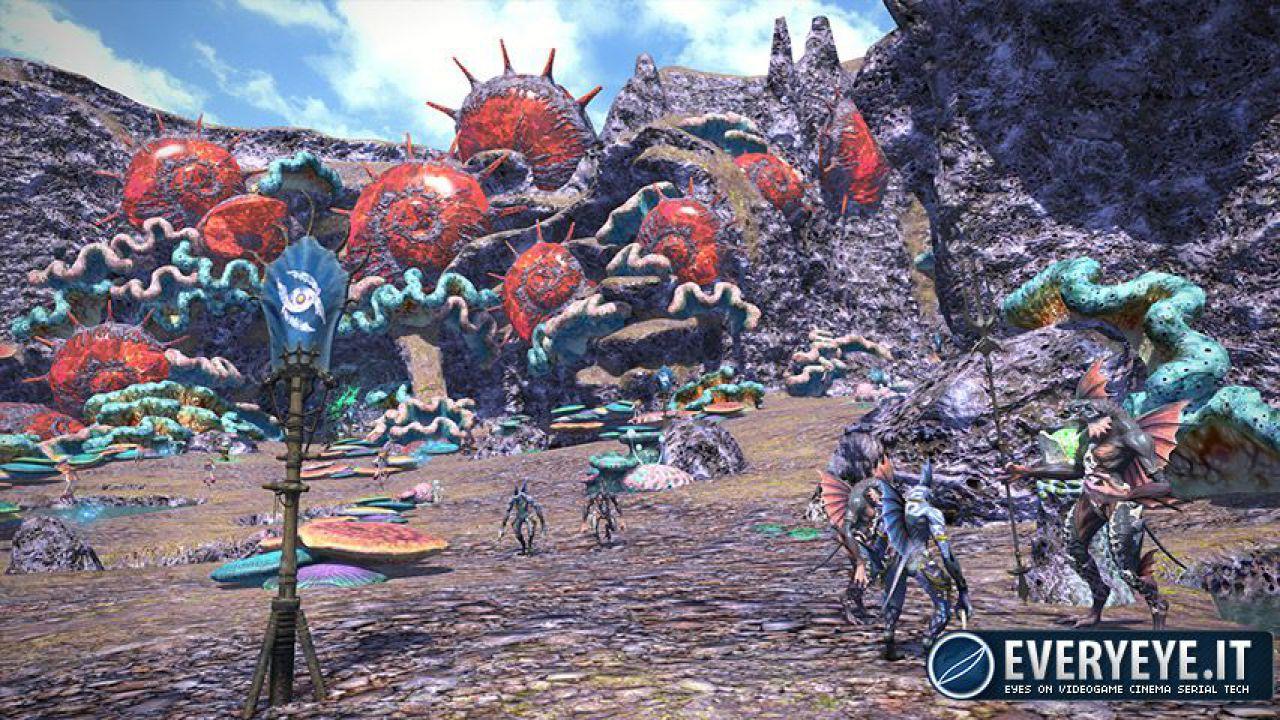 L'ultimo test alpha di Final Fantasy XIV: A Realm Reborn inizierà la settimana prossima