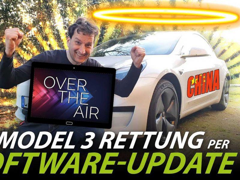 L'ultimo update della Tesla Model 3 risolve i problemi delle batterie LFP