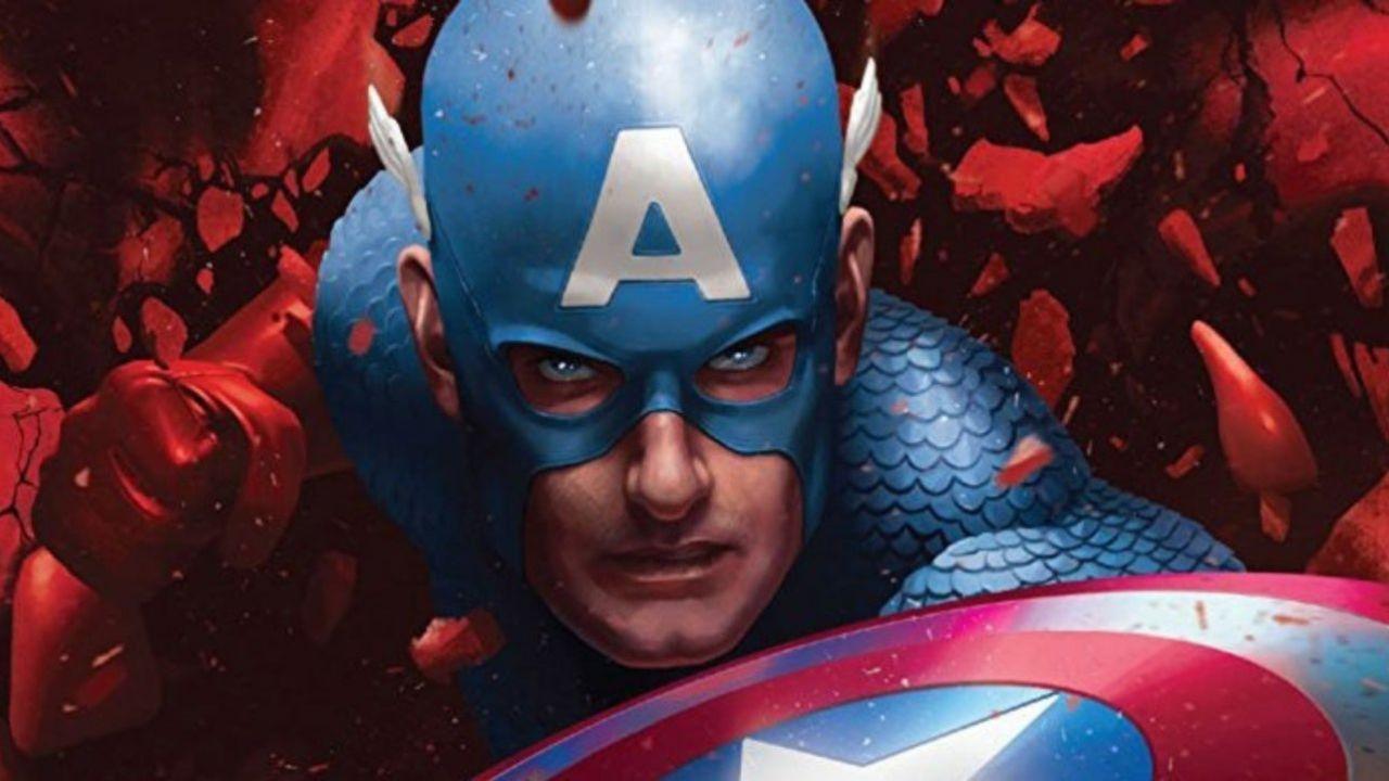 L'universo Marvel può essere salvato solo da Capitan America in The End