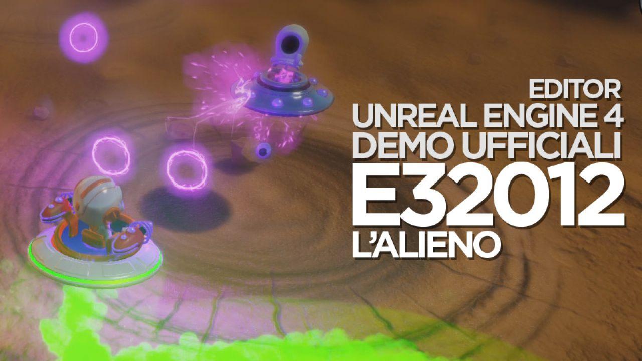 L'Unreal Engine 4 è ora disponibile gratuitamente