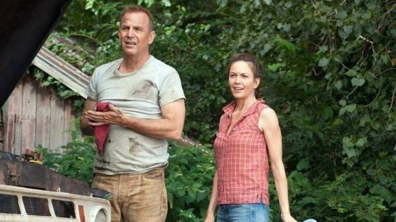 L'uomo d'acciaio, Kevin Costner:'Vorrei lavorare di nuovo con Diane Lane'