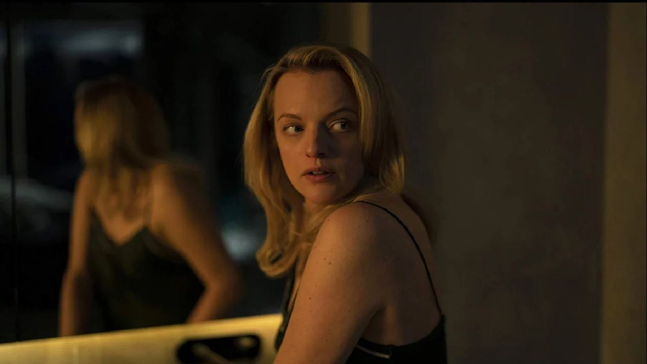 L'Uomo Invisibile: sale la tensione nelle scene inedite del film con Elisabeth Moss