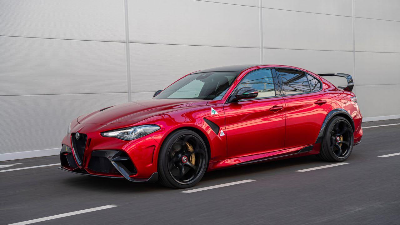 La Alfa Romeo Giulia GTA è già un successo: le richieste sono troppe