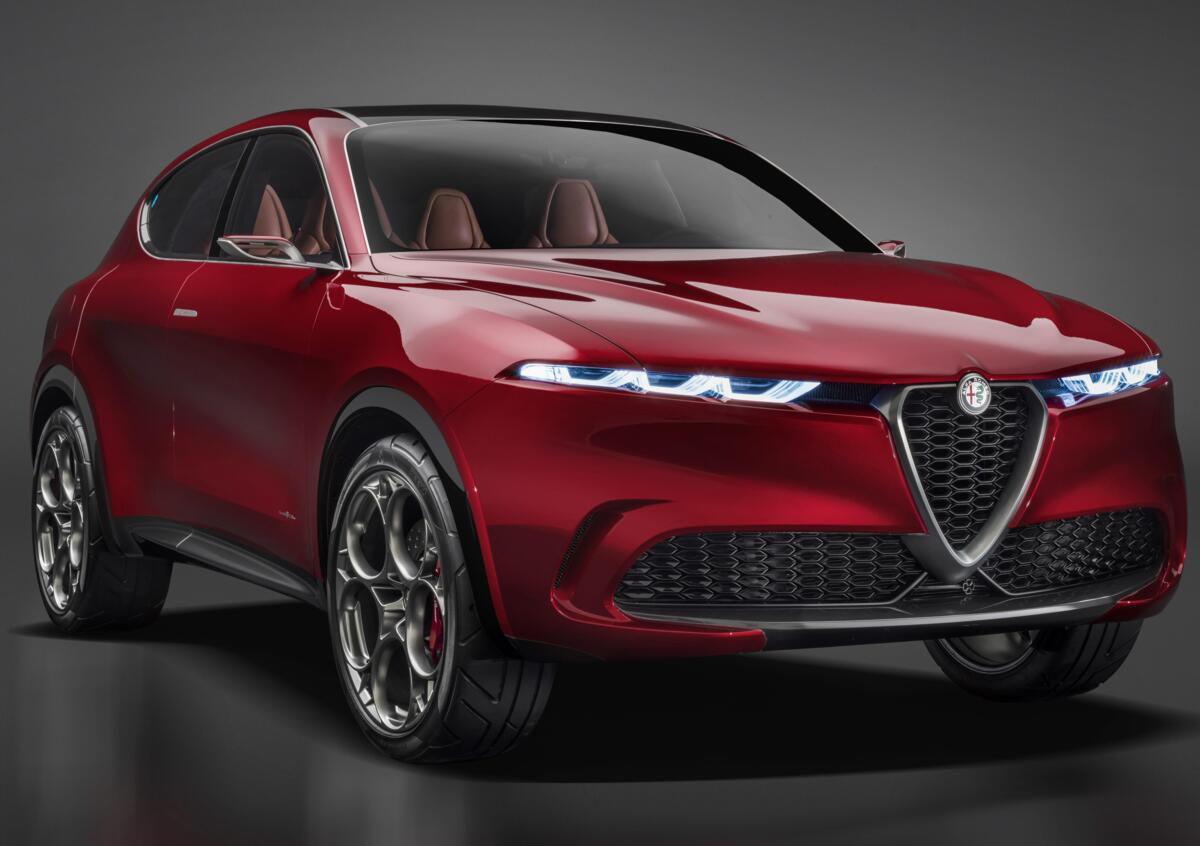 La Alfa Romeo Tonale in versione Quadrifoglio sarebbe già ...