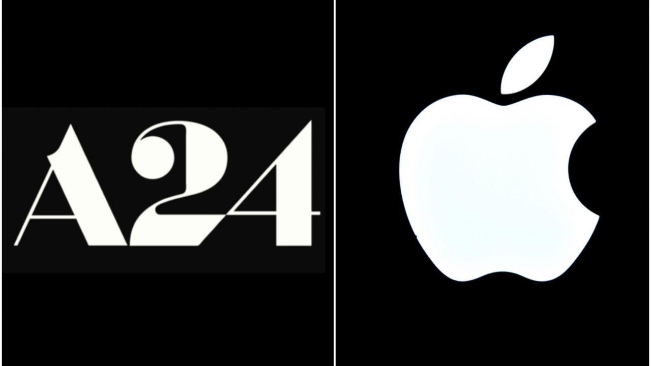 La Apple firma un accordo con la A24 per la produzione di film originali