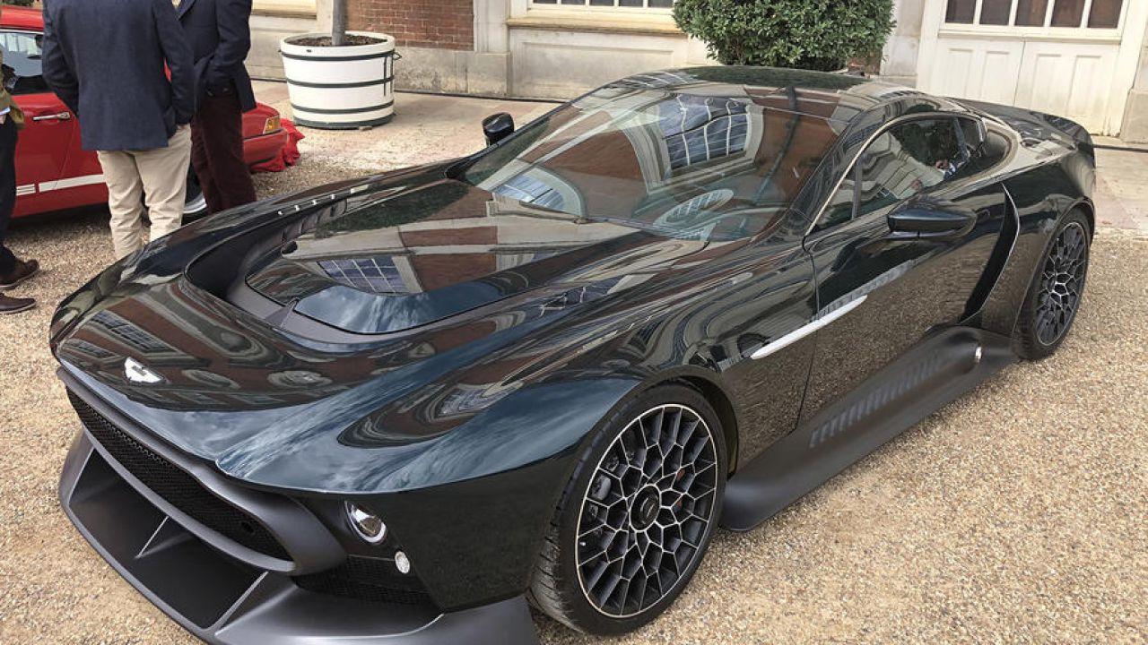 La Aston Martin Victor è un pezzo unico: la vettura del brand più potente di sempre