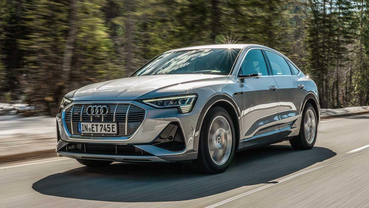 La Audi e-tron infrange un record negli USA: le vendite sono eccellenti