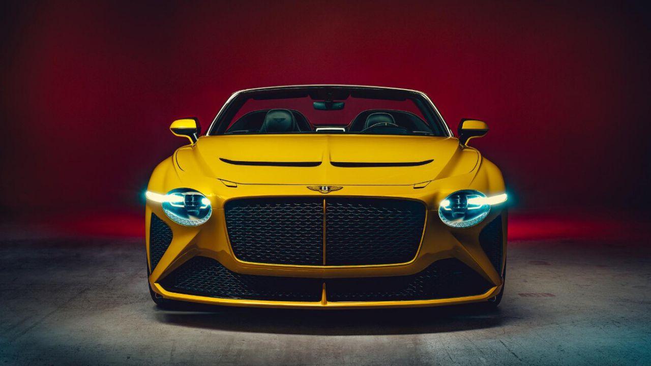 La Bentley Bacalar Mulliner: una roadster da 1.7 milioni di euro