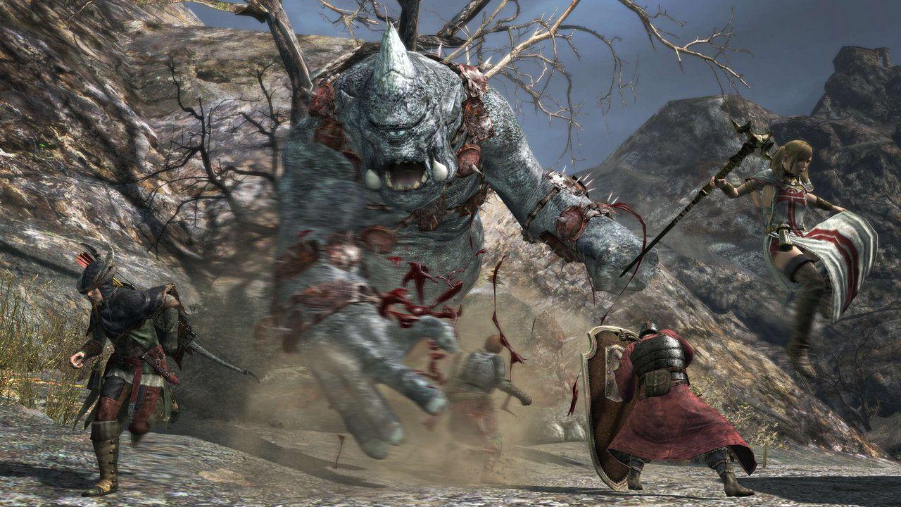 La beta di Dragon's Dogma Online si espande