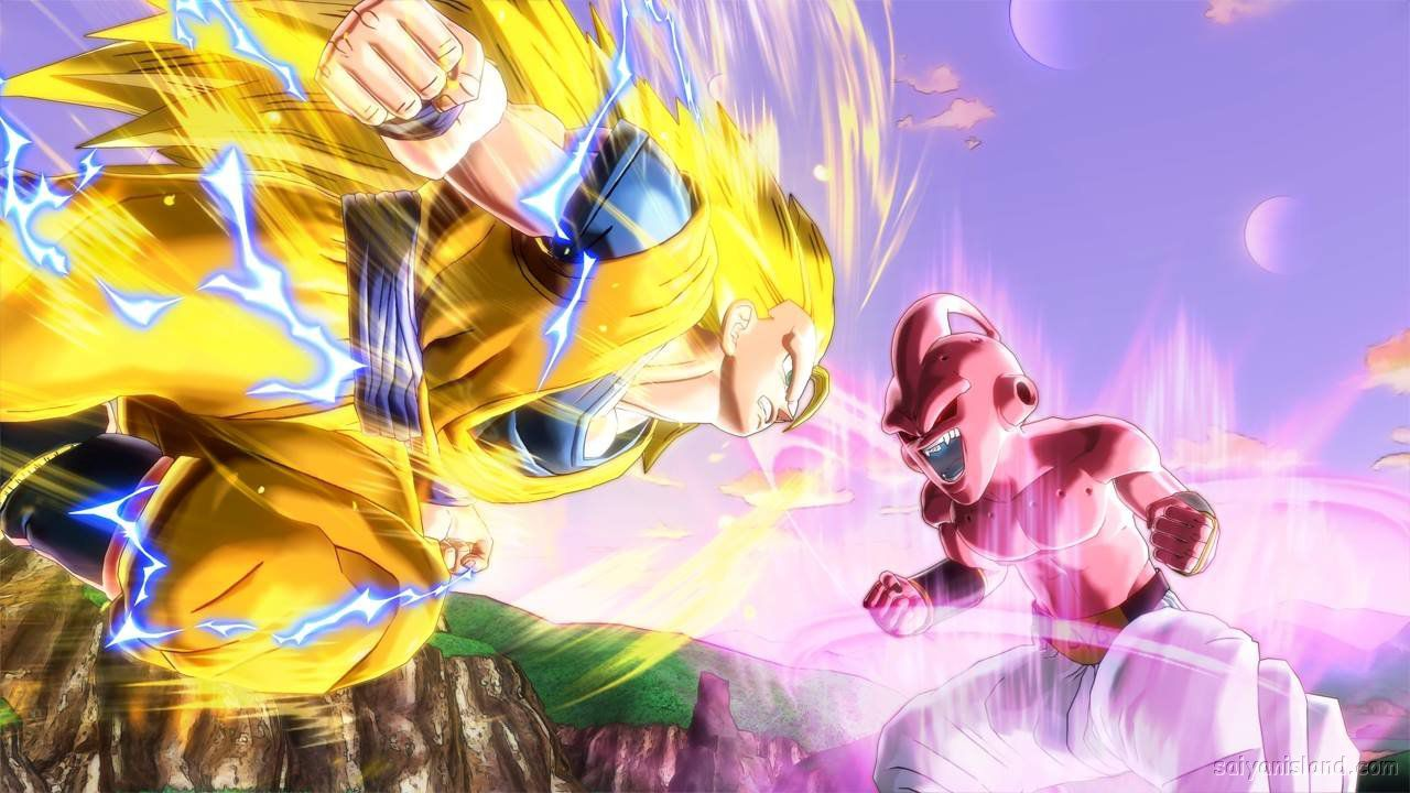 Open Beta di Dragon Ball XenoVerse 2 disponibile per tutto il weekend