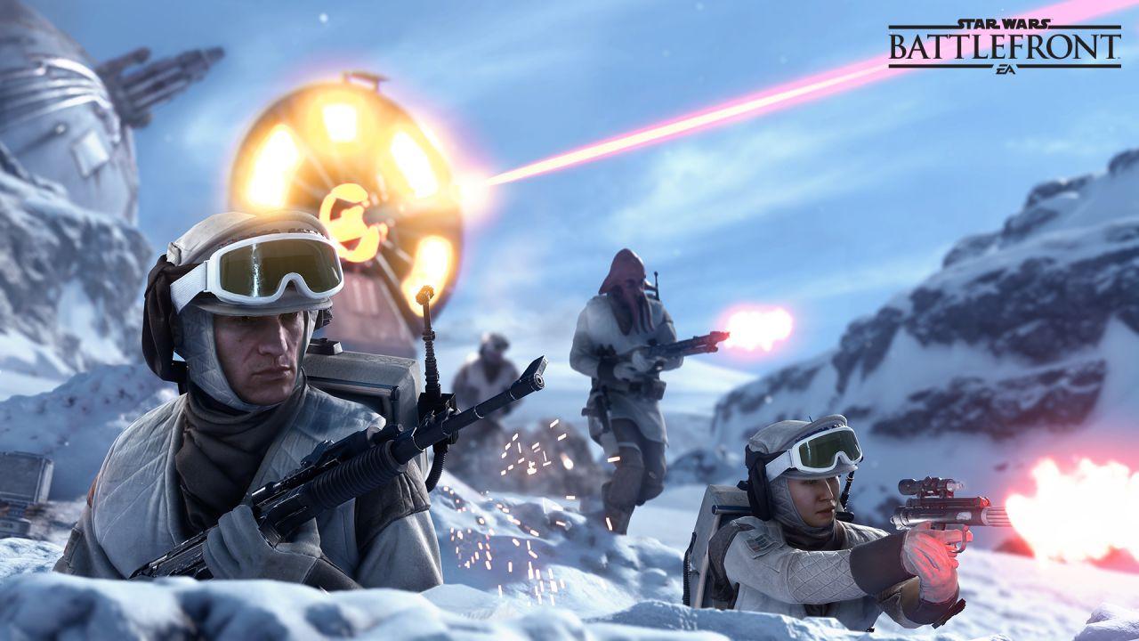 La beta di Star Wars Battlefront inizierà l'otto ottobre